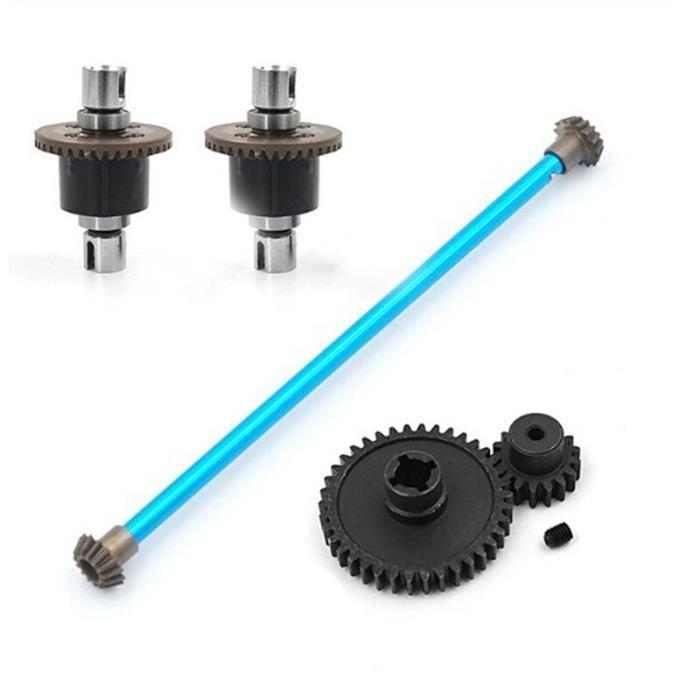 Pièces de bricolage RC pour WLtoys A959 A979 RC, accessoires de mise à niveau en métal, engrenage en métal di CHANCELIERE - SHY11559