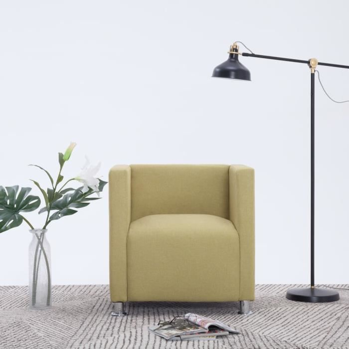 Ergonomique - Fauteuil cube Fauteuil de massage Relaxation - Fauteuil TV Fauteuil chaise SALON club scandinave - Fauteuil bureau