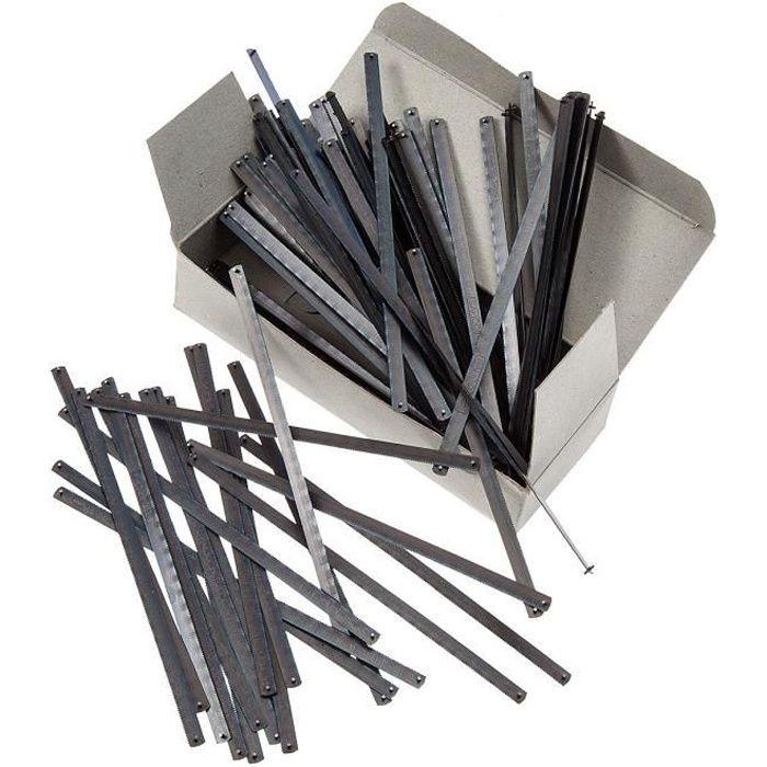 BAHCO Pack de 100 lames pour scies à chantourner 228-32-100P