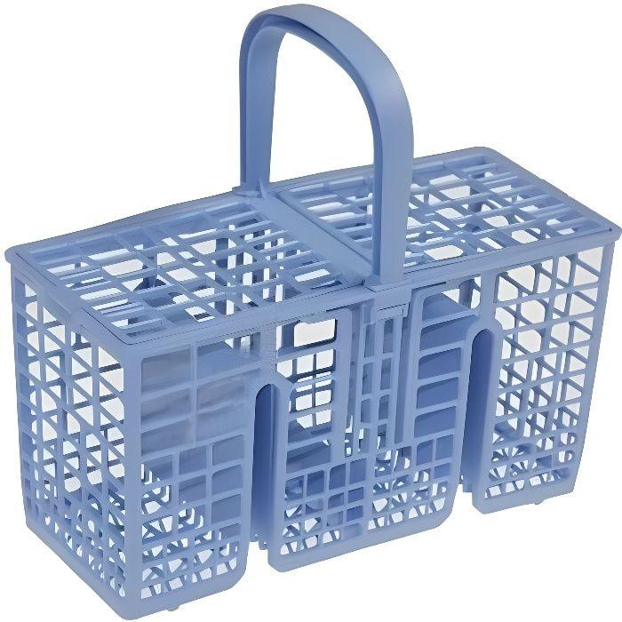 Panier à couverts bleu (45 cm) pour lave-vaisselle Indesit 488000307254