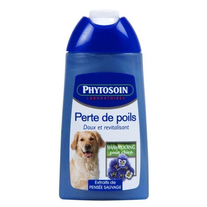 PHYTOSOIN shampooing spécial perte poils chien