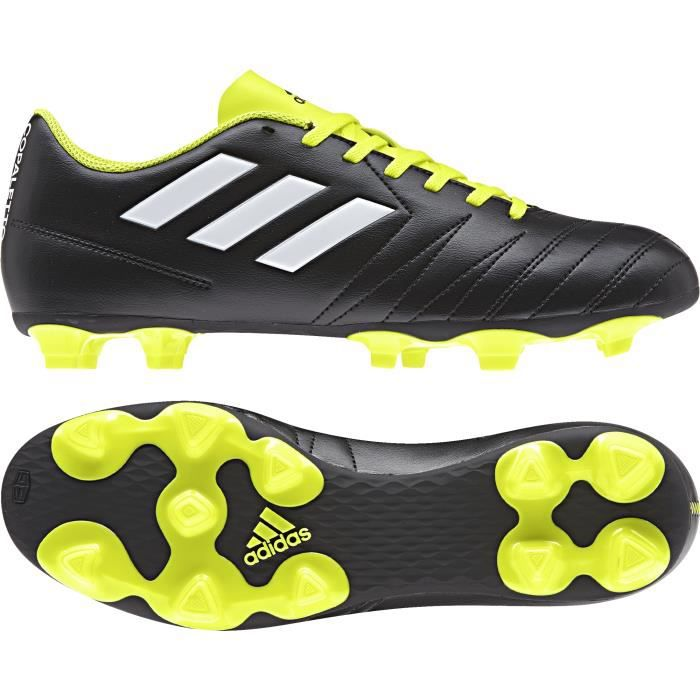 adidas noir et jaune fluo