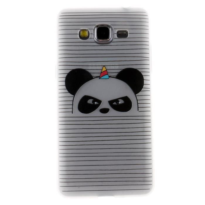 Coque Samsung Galaxy Grand Prime G530 Anti-scratches (Panda ...