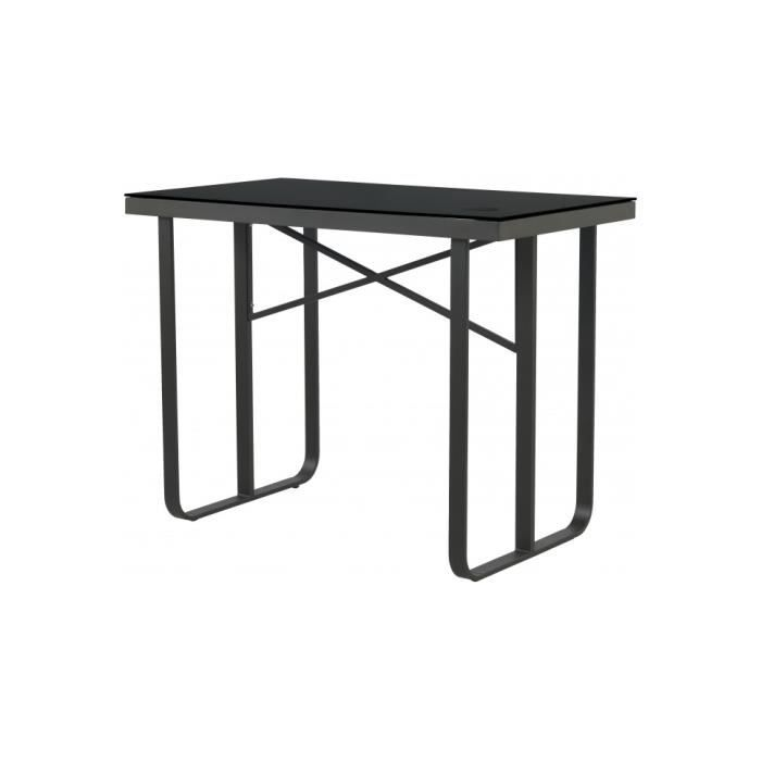 table haute rectangulaire achat vente table haute rectangulaire pas cher cdiscount. Black Bedroom Furniture Sets. Home Design Ideas