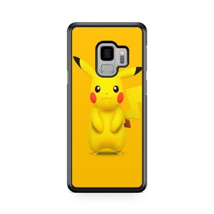 COQUE - BUMPER Coque Samsung Galaxy S9 PLUS (Grand Ecran) Pokemon