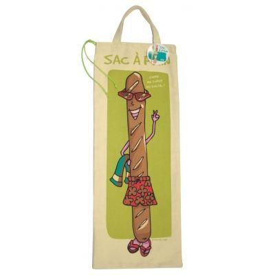 Sac pour le pain Chats et Cactus 69 x 27 cm