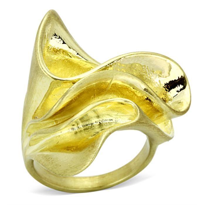 bague en or sans pierre