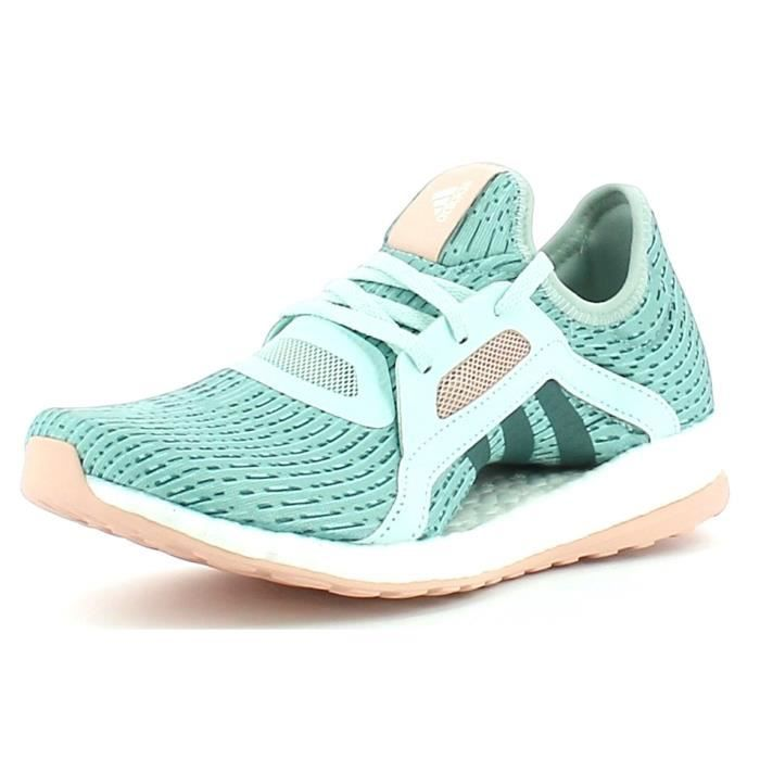 wholesale dealer 1b4cc 890ee Adidas Pure Boost X Femme Chaussures Running
