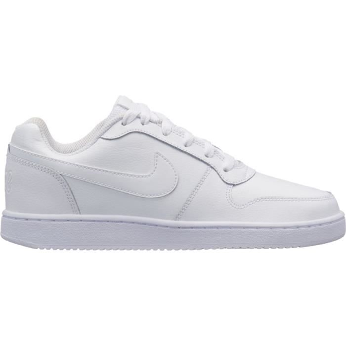 NIKE NEWS EBERNON LOW FEMME BLANCHE TOP