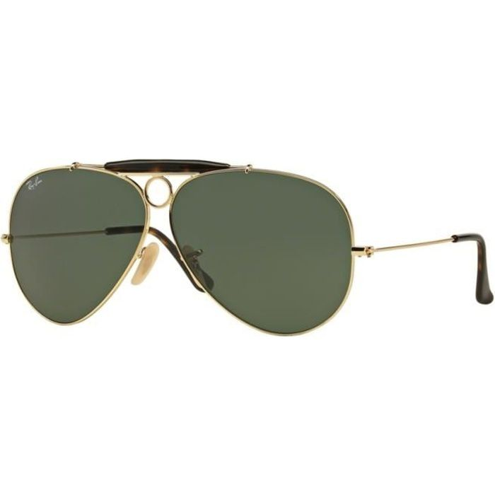 lunette ray ban aviator taille 62