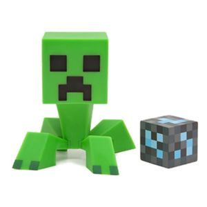 MINECRAFT- Figurine 15 Cm Creeper Minecraft
