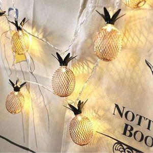 LUNETTES LUMIERE BLEUE Cordon décoratif, petite lanterne, lampe d'ananas