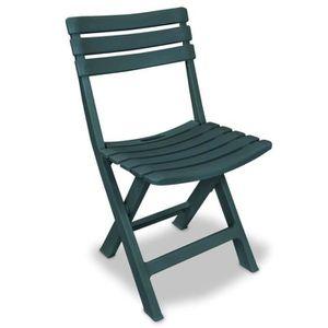 SALON DE JARDIN  Ensembles de meubles d'exterieur Couleur : Vert Ma