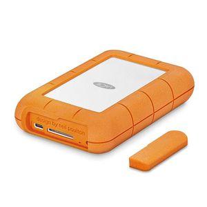 DISQUE DUR EXTERNE LaCie Rugged Raid Pro 4to USB 3.1All-Terrain Dis