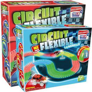 CIRCUIT Circuit Flexible et Lumineux 382 pcs – Le circuit