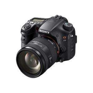 APPAREIL PHOTO RÉFLEX Sony a (alpha) SLT-A77VQ