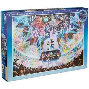 PUZZLE Jouet Tenyo Disney Concert eau Rêve Puzzle (1000 p