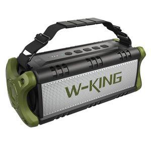 ENCEINTE NOMADE W-KING 50W Enceinte Bluetooth Portable & Batterie