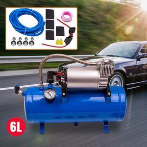 R/égulateur de pression jusqu/à 10/bar R/éservoir mobile /à air comprim/é Tanky/-/R/éservoir suppl/émentaire avec 14 L de volume/-/Convient pour tous les compresseurs courants