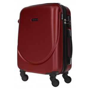 VALISE - BAGAGE CANDIE | Valise Cabine Low Cost Rigide ABS 54x39x2