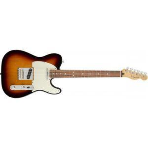GUITARE Fender Player Telecaster - touche pau ferro - 3-Co
