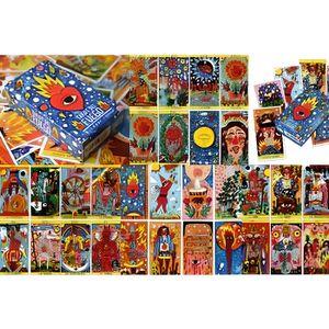 CARTES DE JEU Tarot Del Fuego