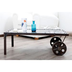 Table chariot industriel