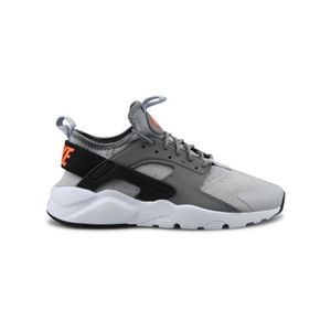Baskets Nike Air Huarache Run Ultra Junior Gris Grisorange