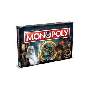 JEU D'ADRESSE Winning Moves Jeu de société - Monopoly - Le Seign