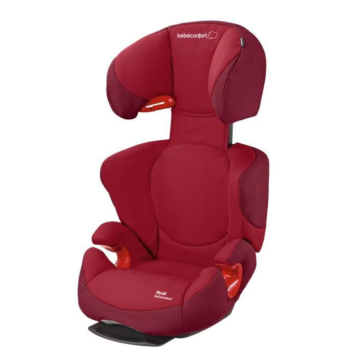 BEBE CONFORT Siège auto Rodi AirProtect Groupe 2/3 - Robin Red