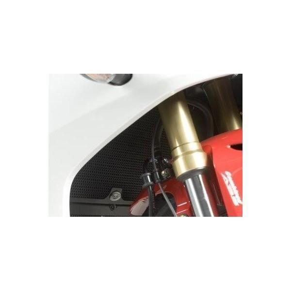 HONDA CBR 600 F-11/15 - PROTECTION DE RADIATEUR D' EAU R&G - RAD0103BK