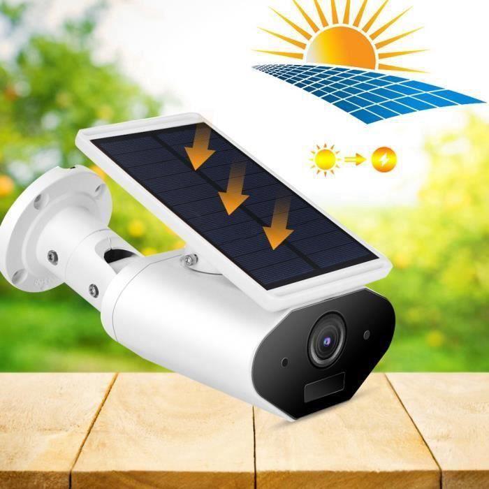 960P HD Caméra IP sécurité extérieure énergie solaire vidéosurveillance surveillance sans fil_BOB
