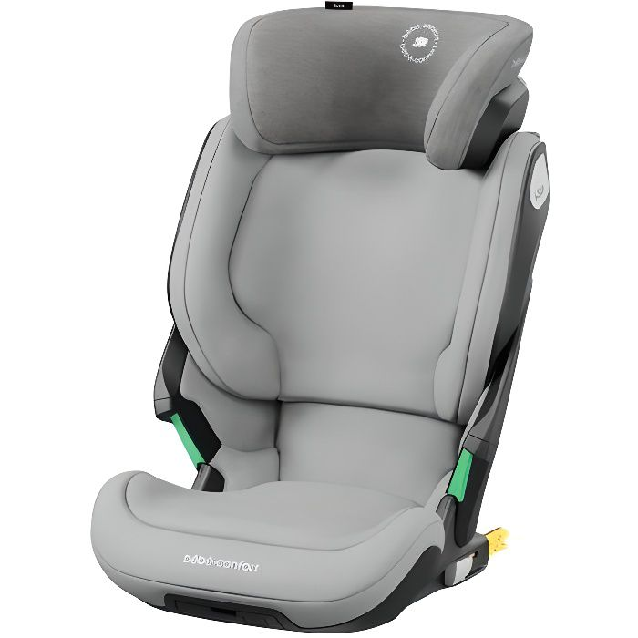 BEBE CONFORT Siège auto Kore I-Size, De 3,5 ans à 12 ans environ, Groupe 2/3, Authentic Grey
