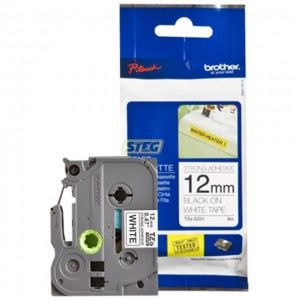 BROTHER Etiquette Transfert Thermique TZe-FX611 - Jaune