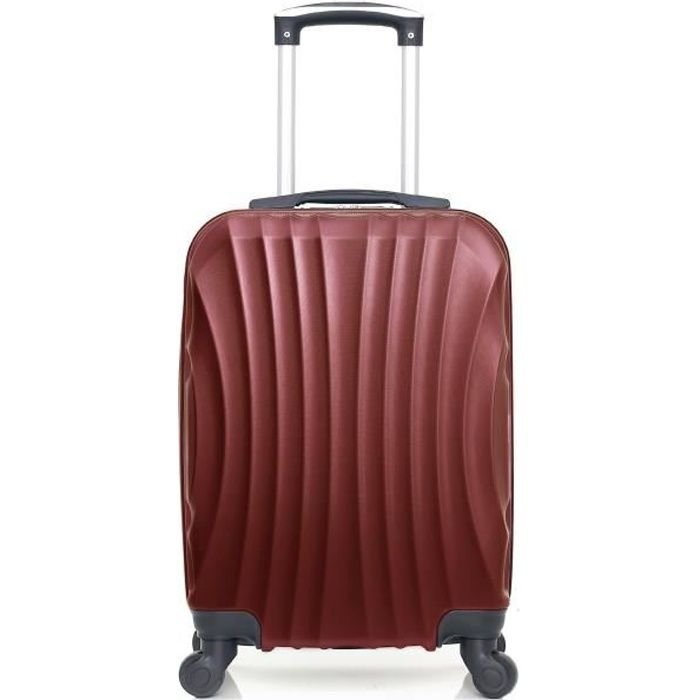 HERO – VALISE CABINE - ABS – 50cm – 4 roues – MOSCOU-A – BORDEAUX