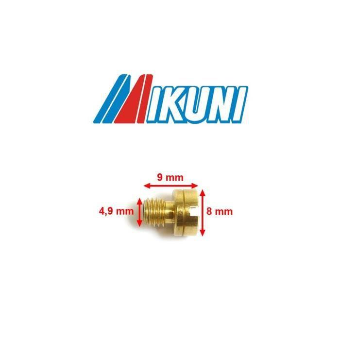 Gicleur principal MIKUNI MKC85 Dirt bike Pit bike Mini moto Root > Accueil > Pièces Détachées > Carburation / Filtres à Air >
