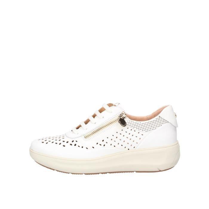 Stonefly 213788 chaussures de tennis Femme blanc