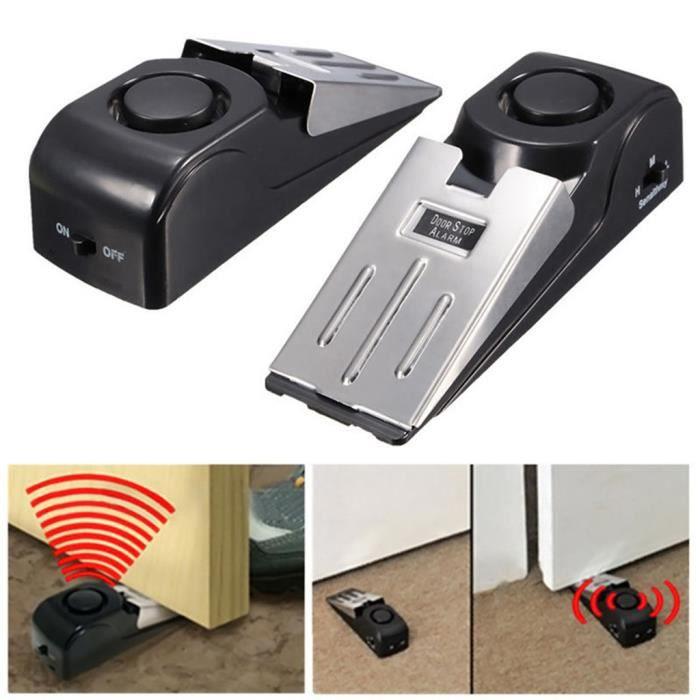 MONITEUR DE VIDEOSURVEILLANCE - ECRAN DE VIDEOSURVEILLANCE Alarme d'arrêt de porte 1 pièce (batterie exclue)