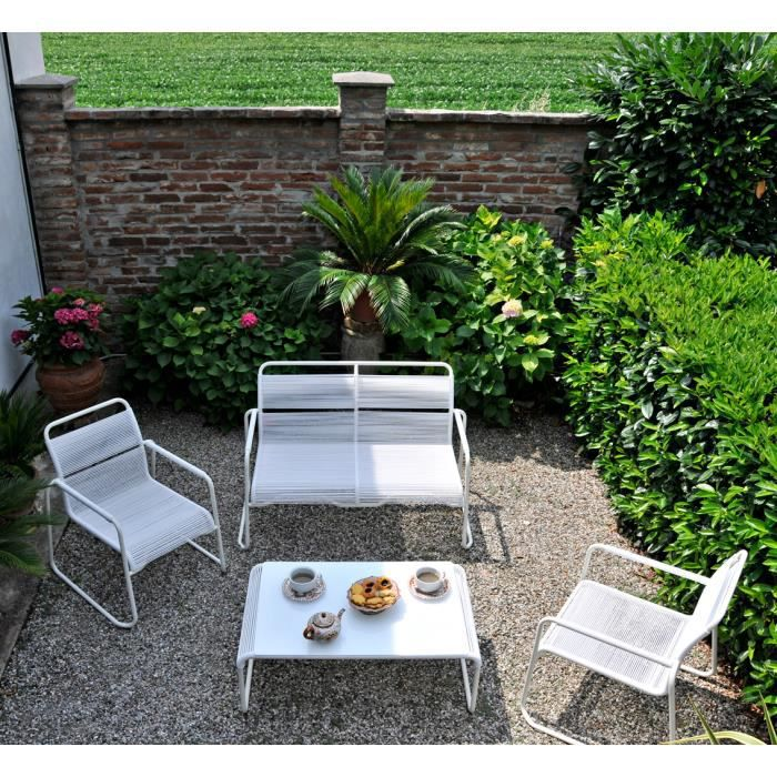 Salon Bas De Jardin. Cheap Salon Bas De Jardin Places Canap Xcm ...