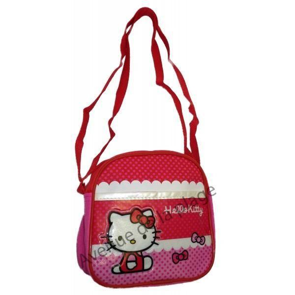 SACOCHE Sacoche à bandoulière Hello Kitty