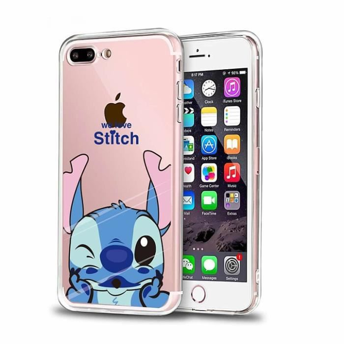 coque iphone 7 plus love
