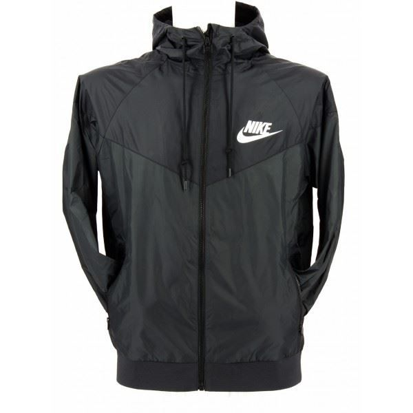 veste nike windrunner 544119 0 prix pas cher cdiscount. Black Bedroom Furniture Sets. Home Design Ideas