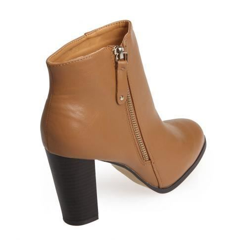 Low boots Womanity camel  Achat / Vente Low boots Womanity camel