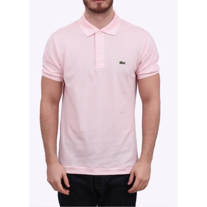 Achat Vente Homme Lacoste Polo Pink Cdiscount 6gY7yfvb
