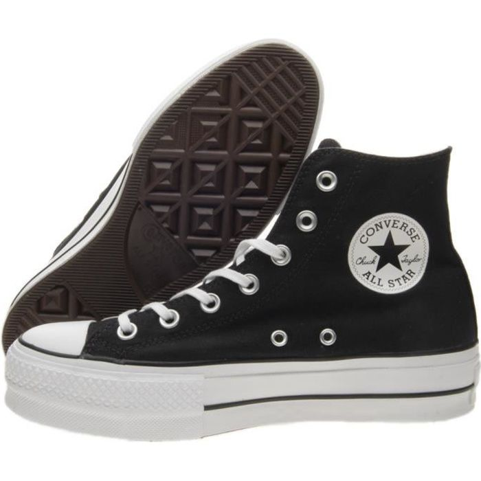 the latest 3666b c7140 Basket Converse Chuck Taylor All Star Platform Hi Lift