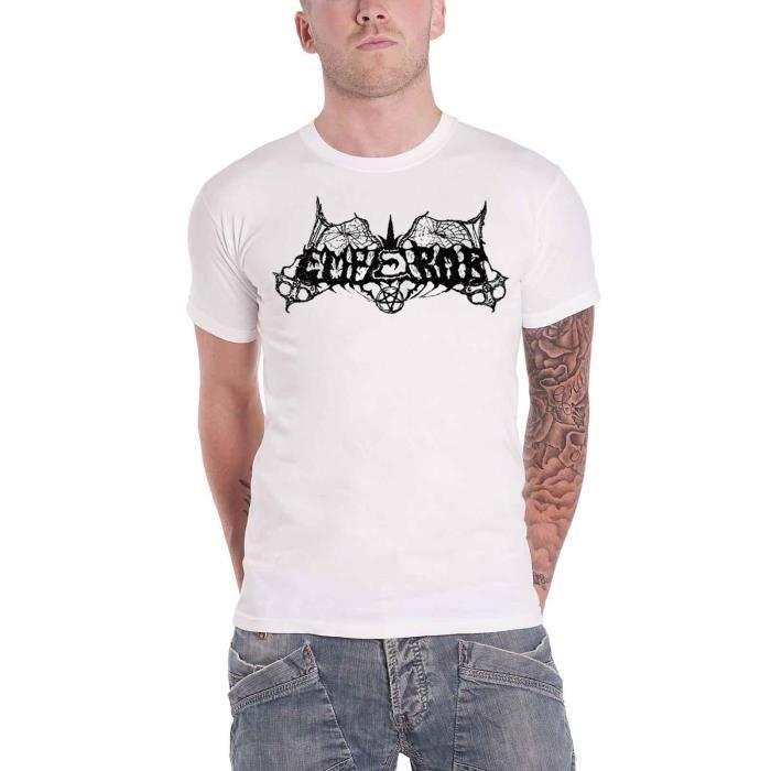 Emperor T Shirt Rider 2019 Band Logo Nouveau Officiel Homme