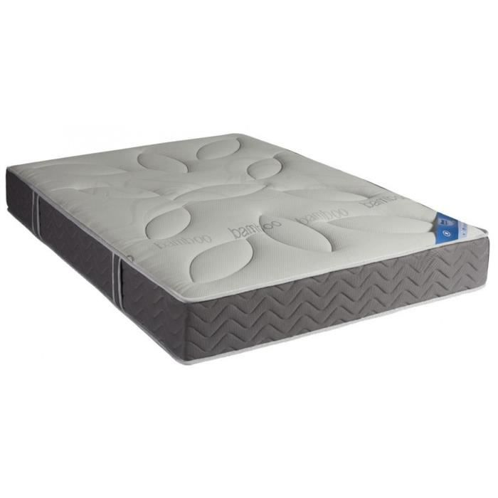 matelas ressorts someo tamise royal 140x190 achat vente matelas cdiscount. Black Bedroom Furniture Sets. Home Design Ideas