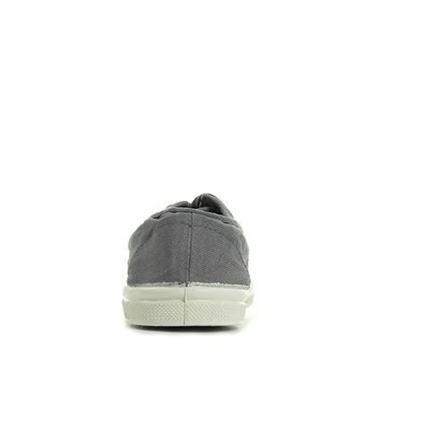 Baskets Bensimon Ten Lacet Gris Moyen 52hm8I0v