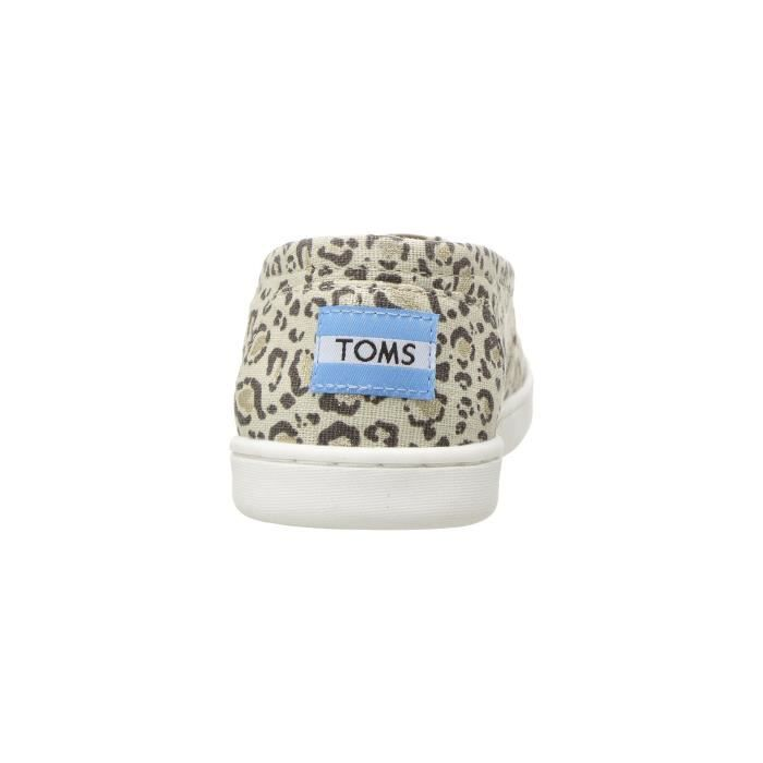 Toms Jeunes - minuscules Classics 2.0 Chaussures Slip-on IG4TU Taille-1