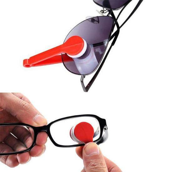 coule 5 paires des Ear Pads Oreillettes antiderapantes de lunettes en silicone